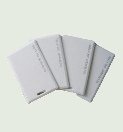 Bộ 10 thẻ chấm công bằng từ 1.8mm( cảm ứng)