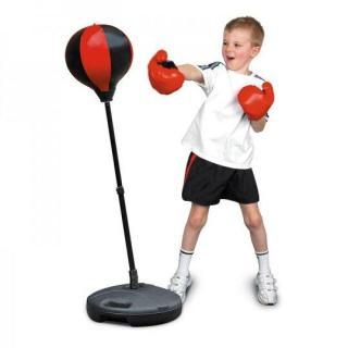 Bộ dụng cụ đấm bốc cho bé tập thể dục thể thao tại nhà thumbnail
