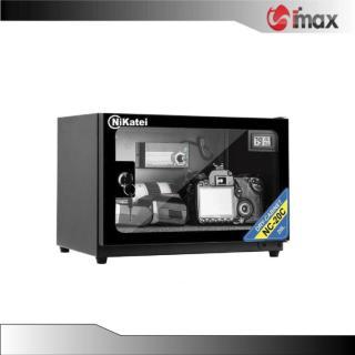 Tủ chống ẩm Nikatei NC-20 BLACK (20 lít) thumbnail