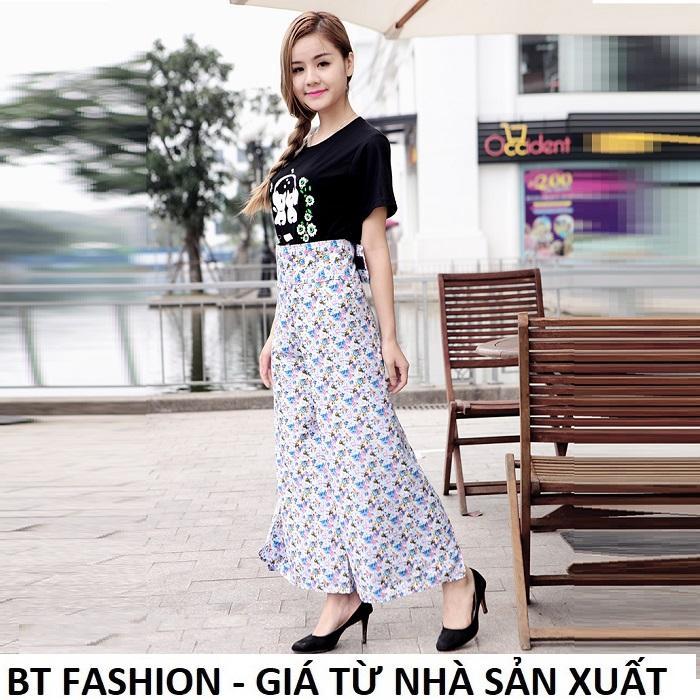Váy Chống Nắng Dạng Quần An Toàn, Tiện Lợi, Thời Trang - BT Fashion - Giao màu ngẫu nhiên (PK-QCN - 02)