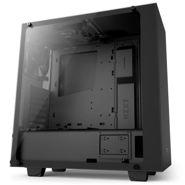 Case NZXT S340 Elite Black CA-S340W-B3 - Hàng chính hãng