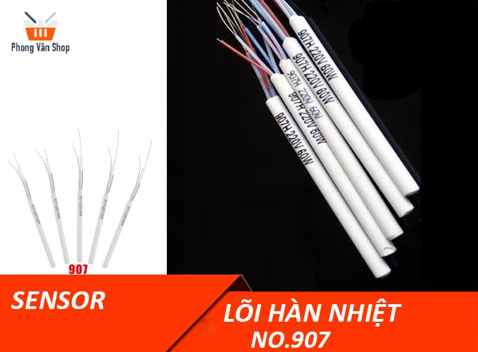 Sensor Nhiệt Cho Mỏ Hàn 907