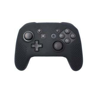 Silicone Black cho tay Pro Controller Nintendo Switch thumbnail