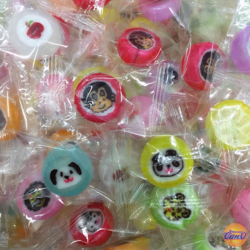 Mini Rock Candy Kintaroame (3 viên)