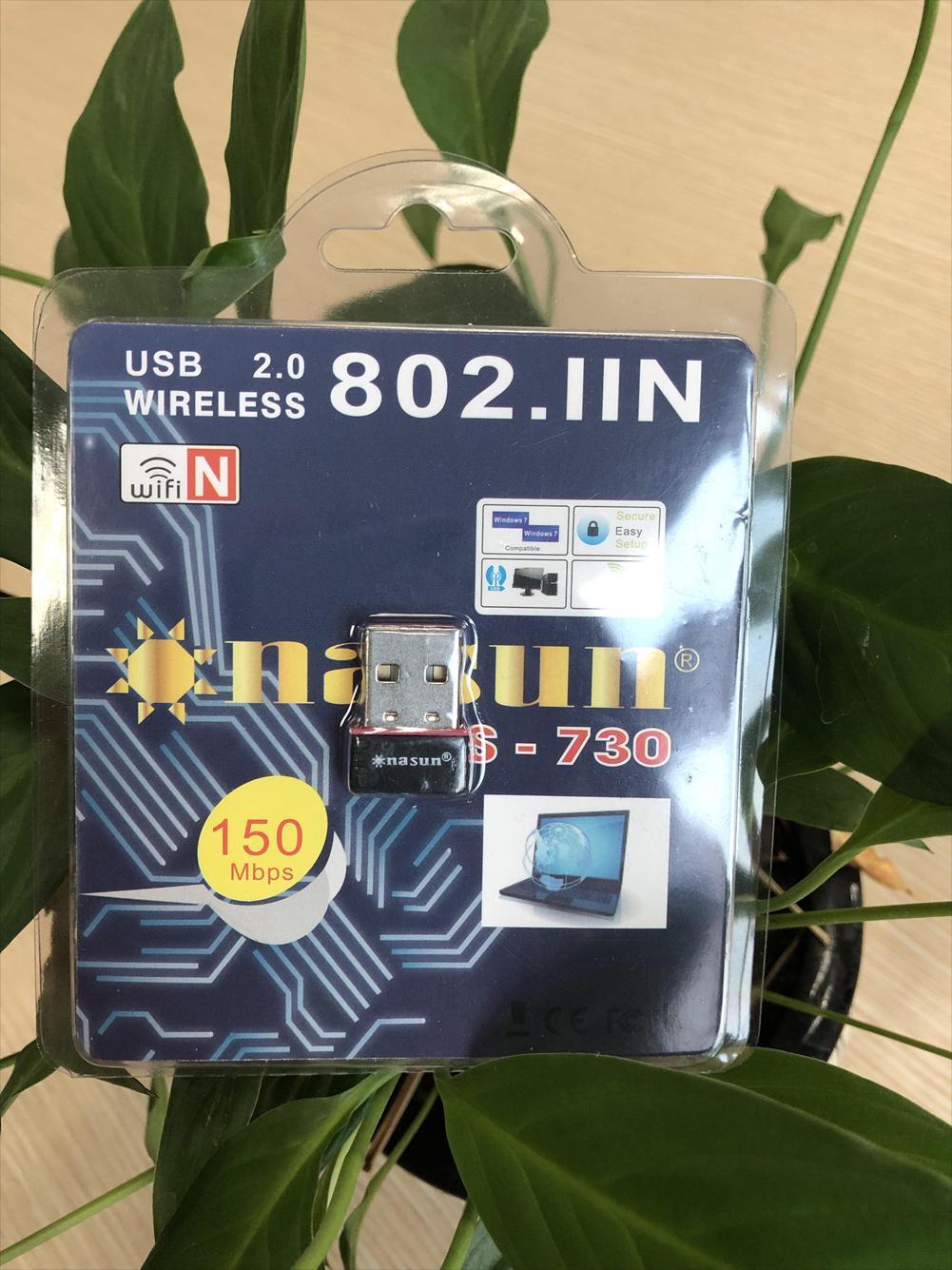 USB Wifi NASUN NS-730, 150mb