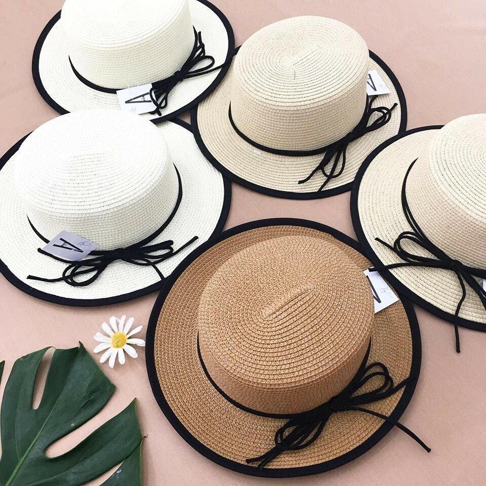 Nón đi biển rộng vành ,mũ đi biển , nón cói đi biển