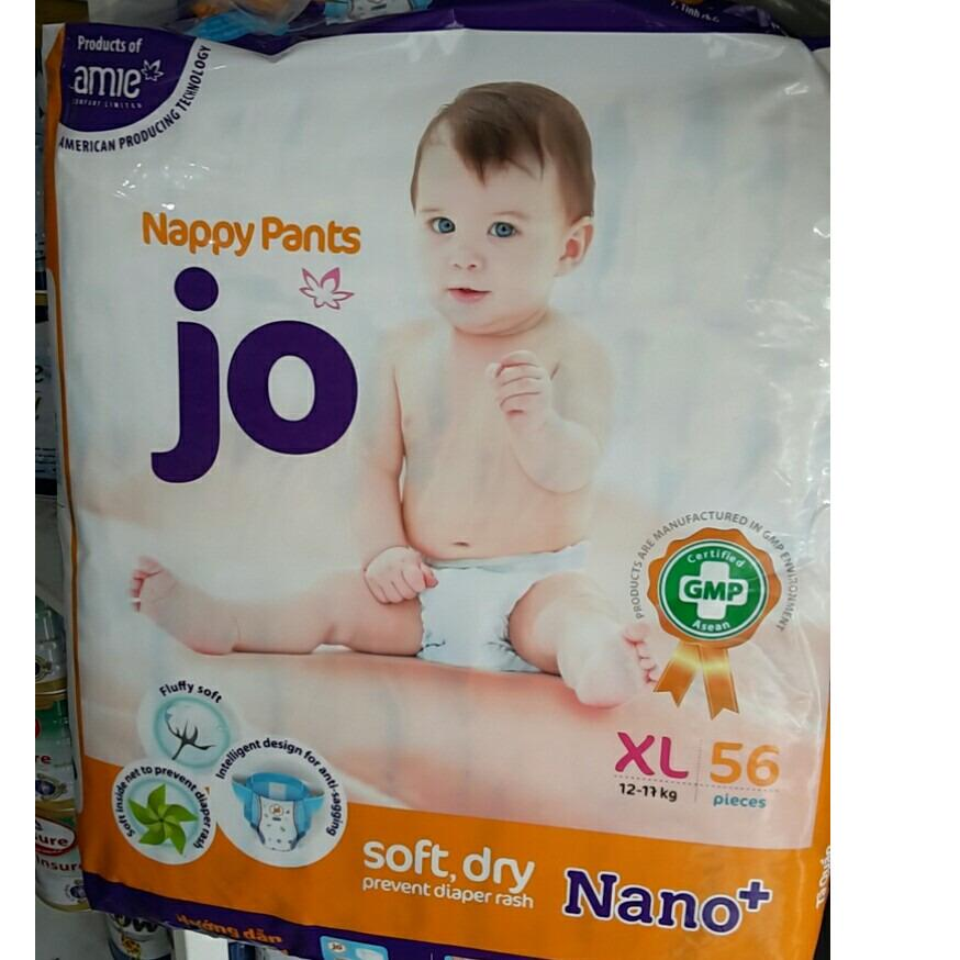 Tã quần JO XL56 (12-17kg)