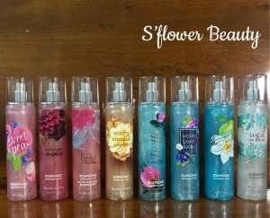 Hình ảnh [Auth] Xịt Thơm Toàn Thân Ánh Nhũ Magic In The Air Bath & Body Works Diamond Shimmer Mist - 236ml