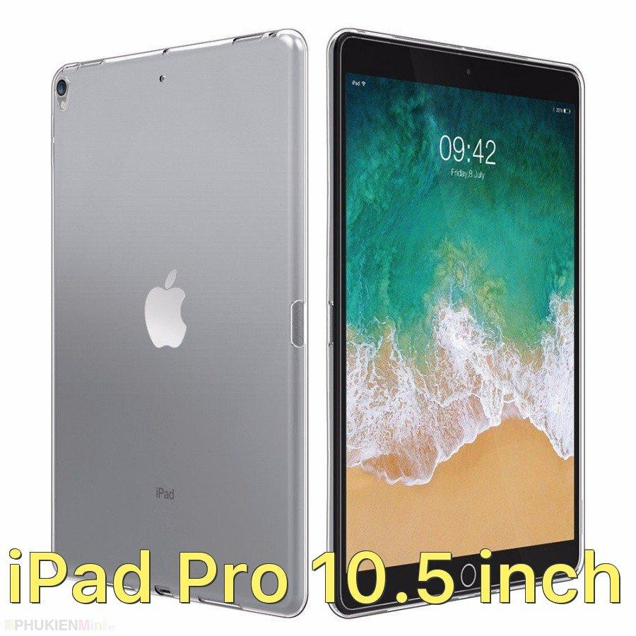 Ốp lưng dẻo trong suốt cho iPad Pro 10.5 inch