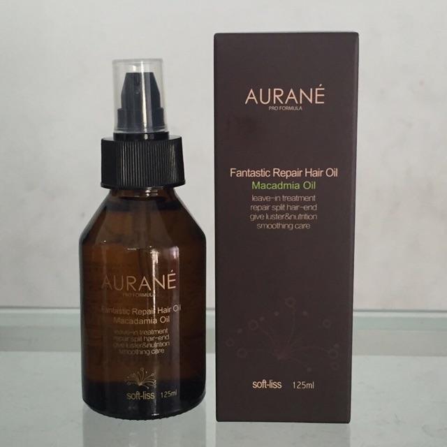 Tinh dầu bóng dưỡng tóc Soft-liss Aurane Moroccan Argan Oil 125ml