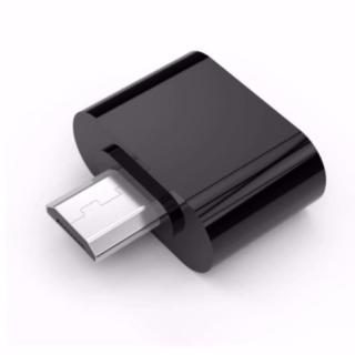 Đầu chuyển Micro USB OTG cho máy tính bảng và smart phone (đen) - Hàng thumbnail