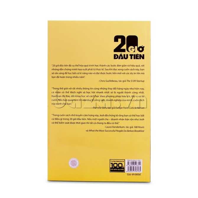 ... 20 Giờ Đầu Tiên - Cách Học Nhanh Bất Cứ Thứ Gì ...