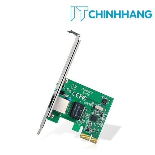 Card mạng Tp-Link Gigabit PCI Express TG-3468 - Hãng Phân Phối Chính Thức