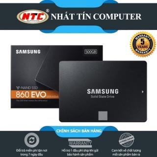 Ổ cứng SSD Samsung 860 Evo 500GB 2.5-Inch SATA III (Đen) - Nhất Tín Computer thumbnail
