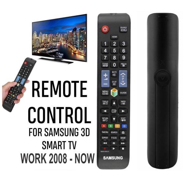 Bảng giá Điều khiển Đa năng cho TV Samsung LCD LED Plasma Smart TV (Hàng tiêu chuẩn)