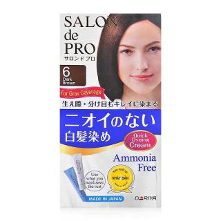 Thuốc Nhuộm Tóc Salon de Pro Dành Cho Tóc Bạc ( Nữ ) thumbnail