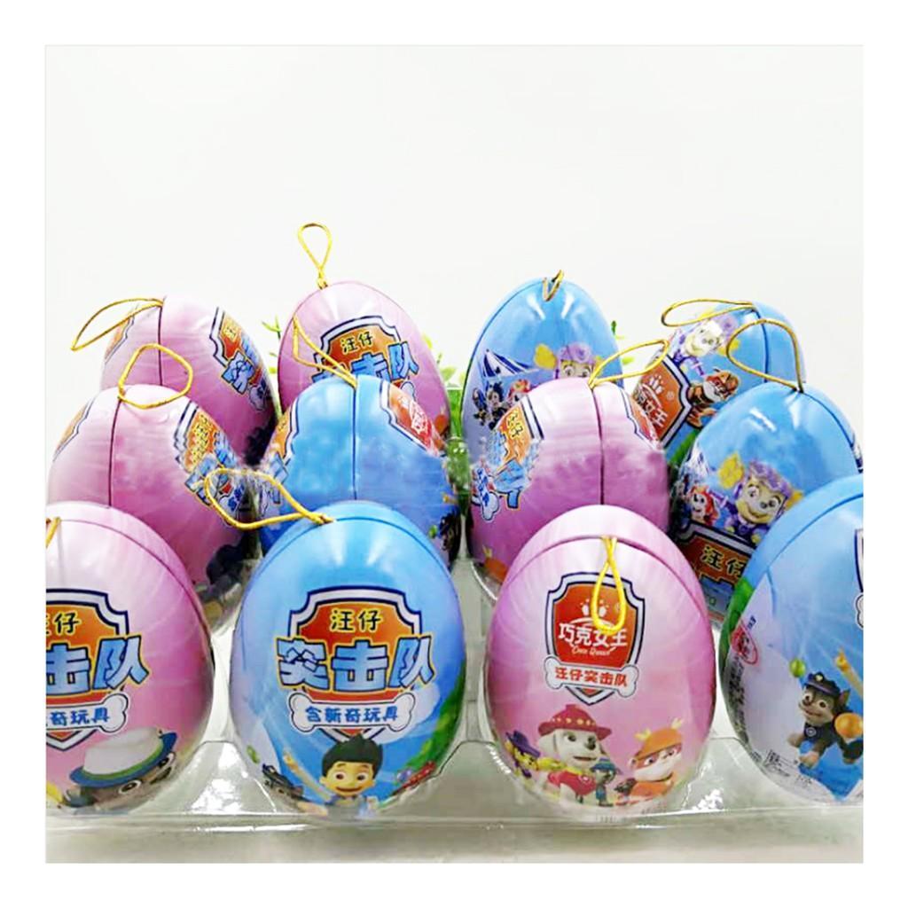 Sôcôla hình quả trứng và đồ chơi 1quả