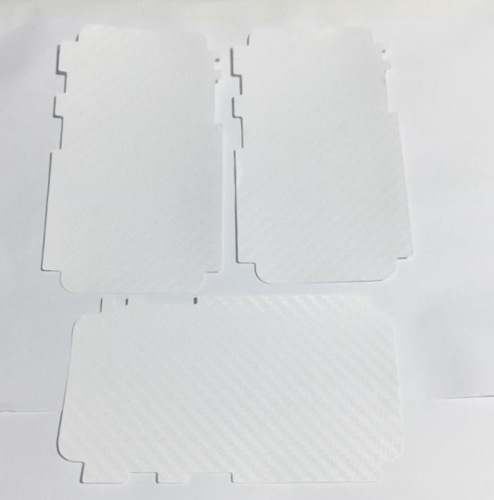Bộ 3 Miếng dán Carbon mặt lưng cho iPhone 6/6s