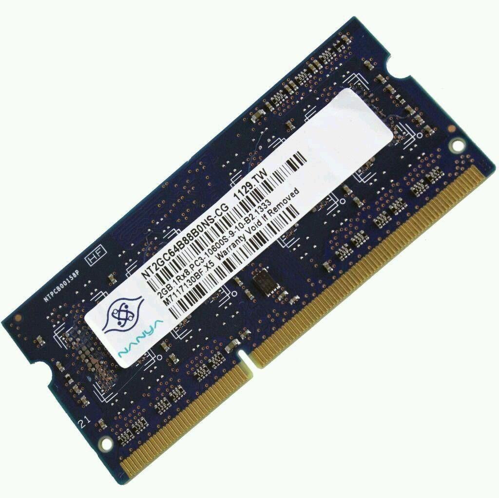 Ram Laptop DDR2 2GB Bus 667/800Mhz - Hàng nhập khẩu