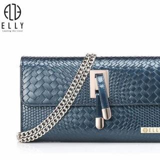 Túi clutch nữ cao cấp da thật ELLY- EC3 thumbnail