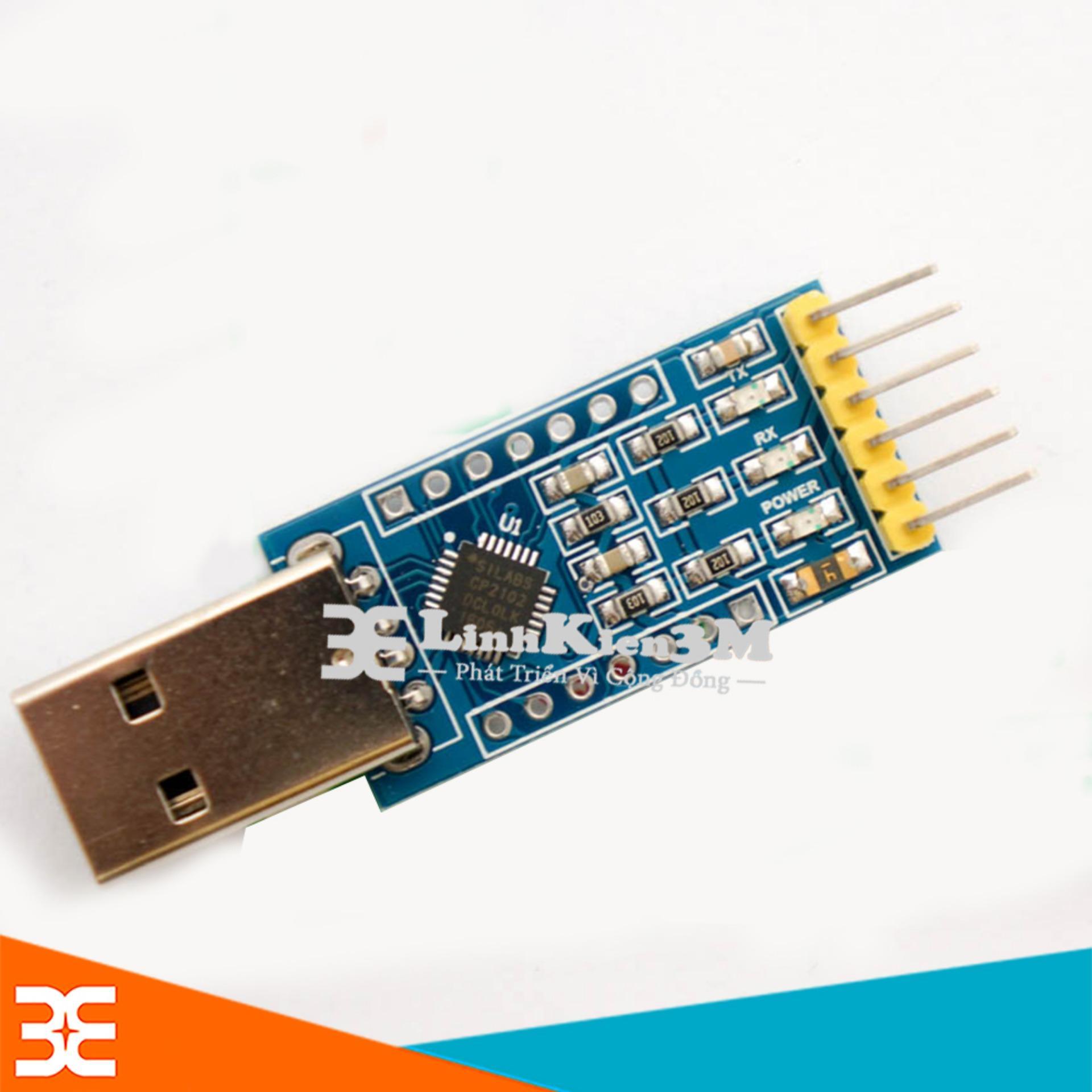 Mạch chuyển USB UART CP2102 V1