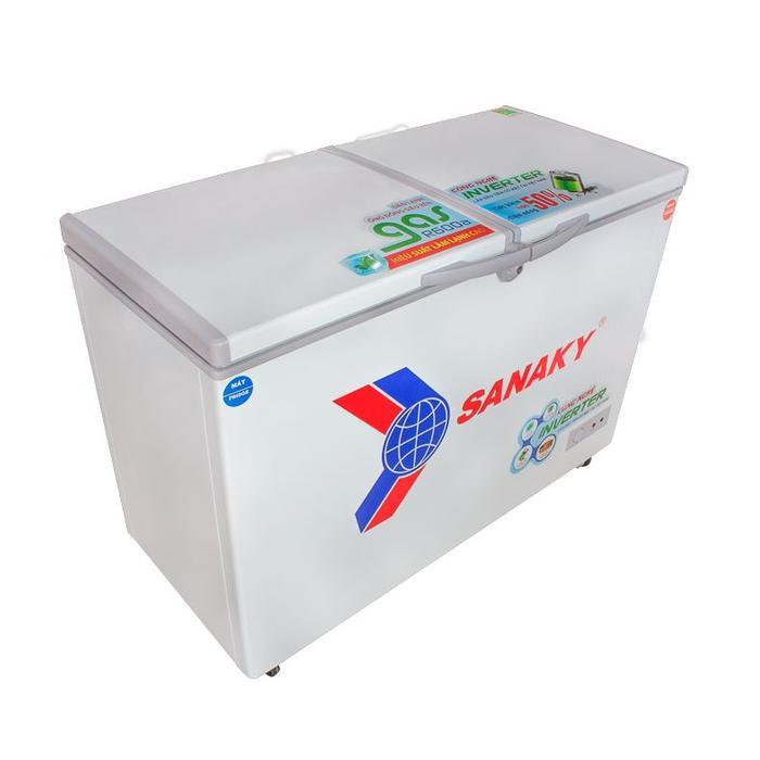 Tủ đông,mát Sanaky VH-2599W3 200L inverter