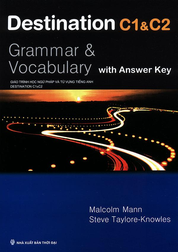 Destination C1 & C2 : Grammar & Vocabulary