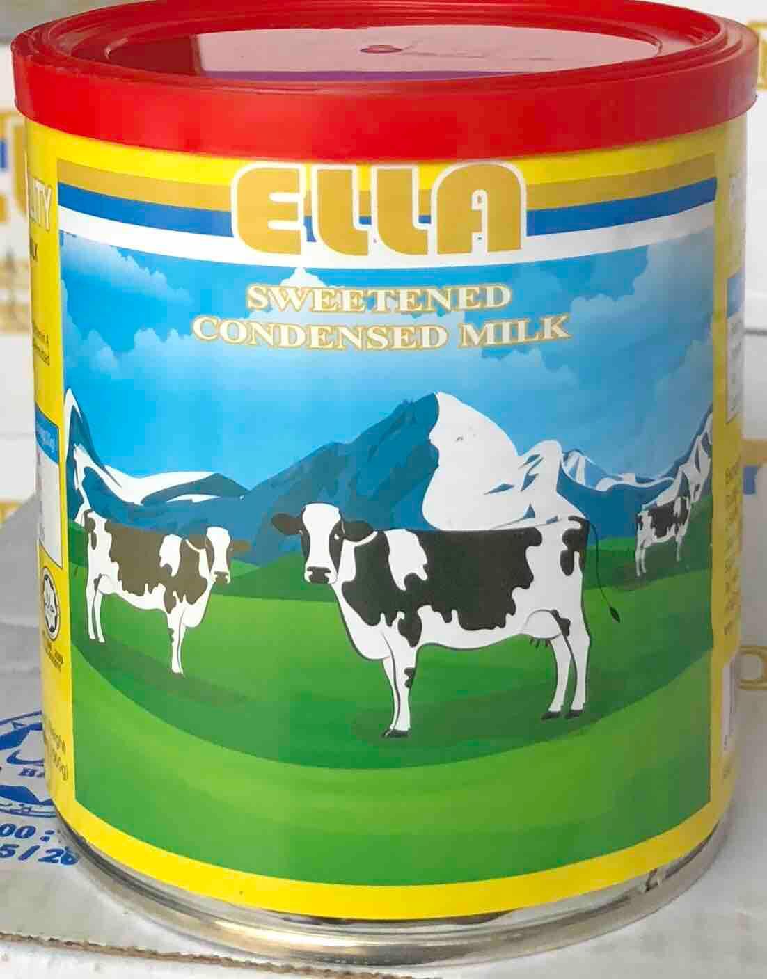 Sữa đặc ELLA 1kg Malaysia