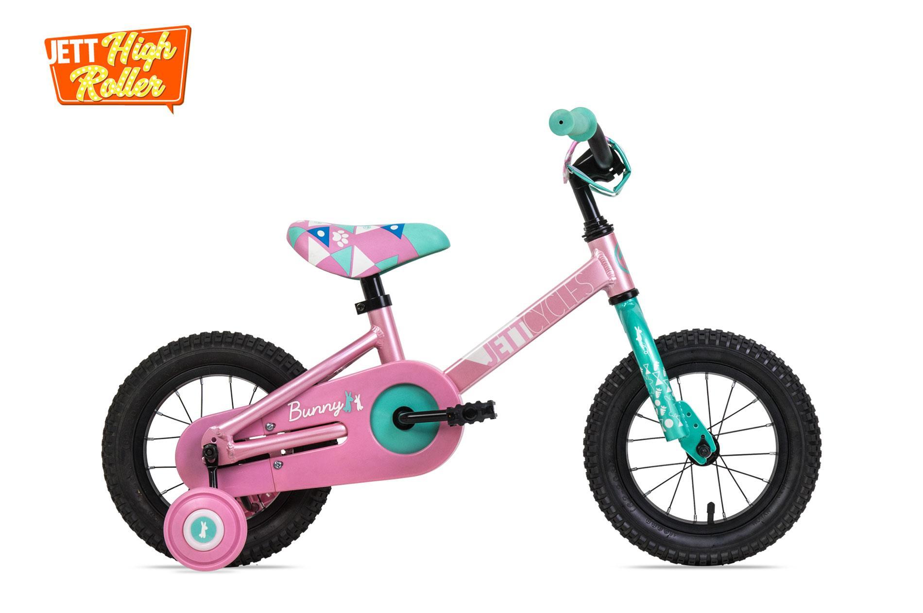 Xe đạp trẻ em Jett Cycles Bunny (Hồng)