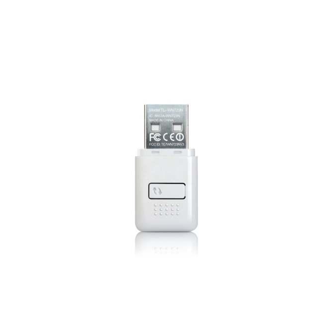 Bộ chuyển đổi USB chuẩn N không dây TL-WN723N
