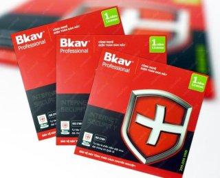 Combo 3 bản Phần mềm diệt virus Bkav Internet Security thumbnail