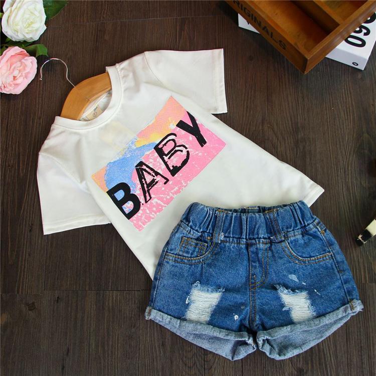 áo thun bé gái  baby
