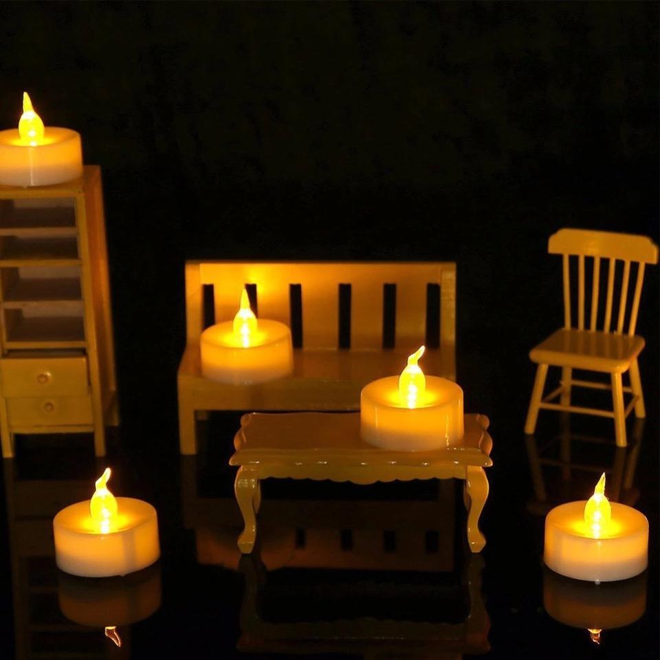 Bộ 5 nến Tealight điện tử