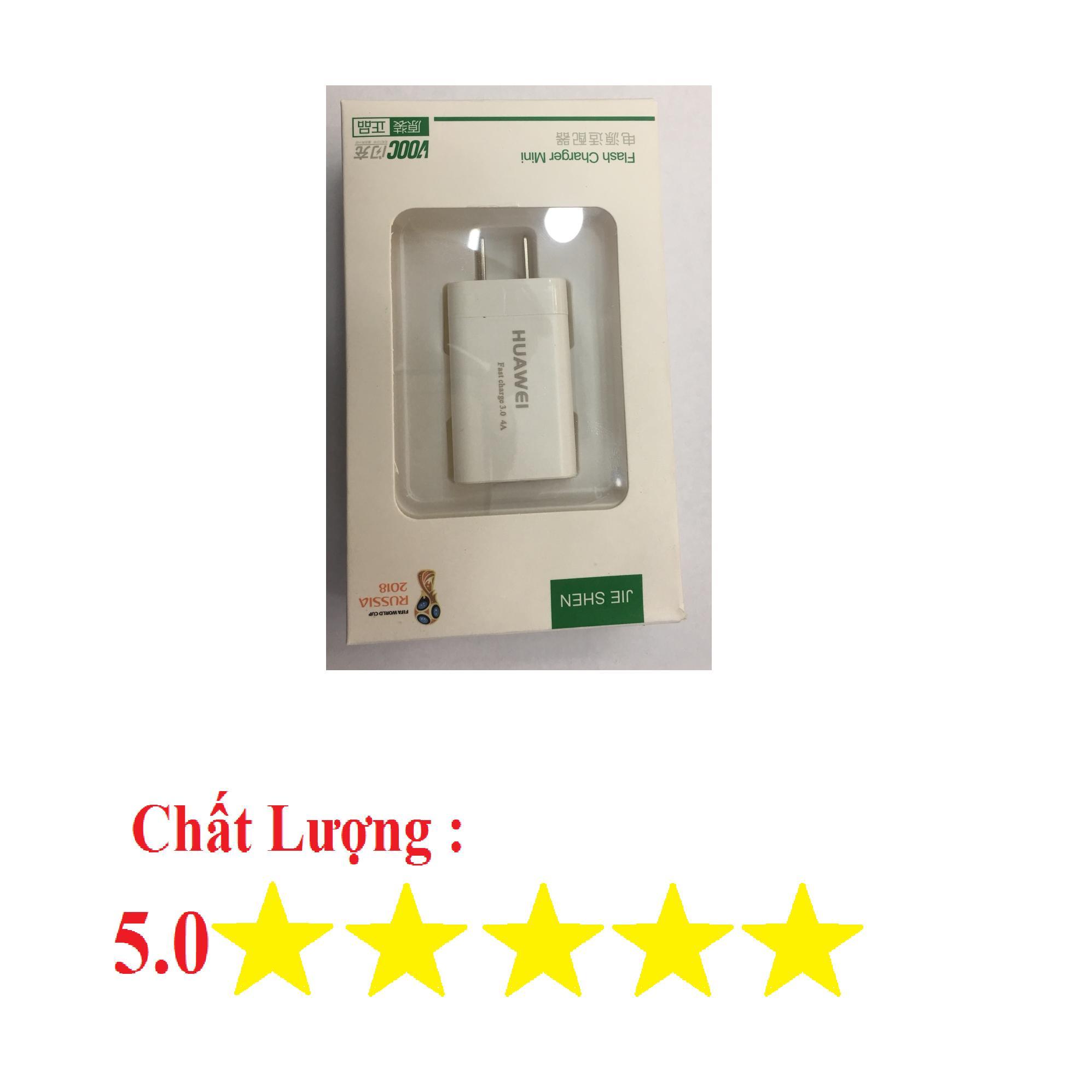 Bộ sạc siêu nhanh cho Huawei Fast Charge 3.0 4A