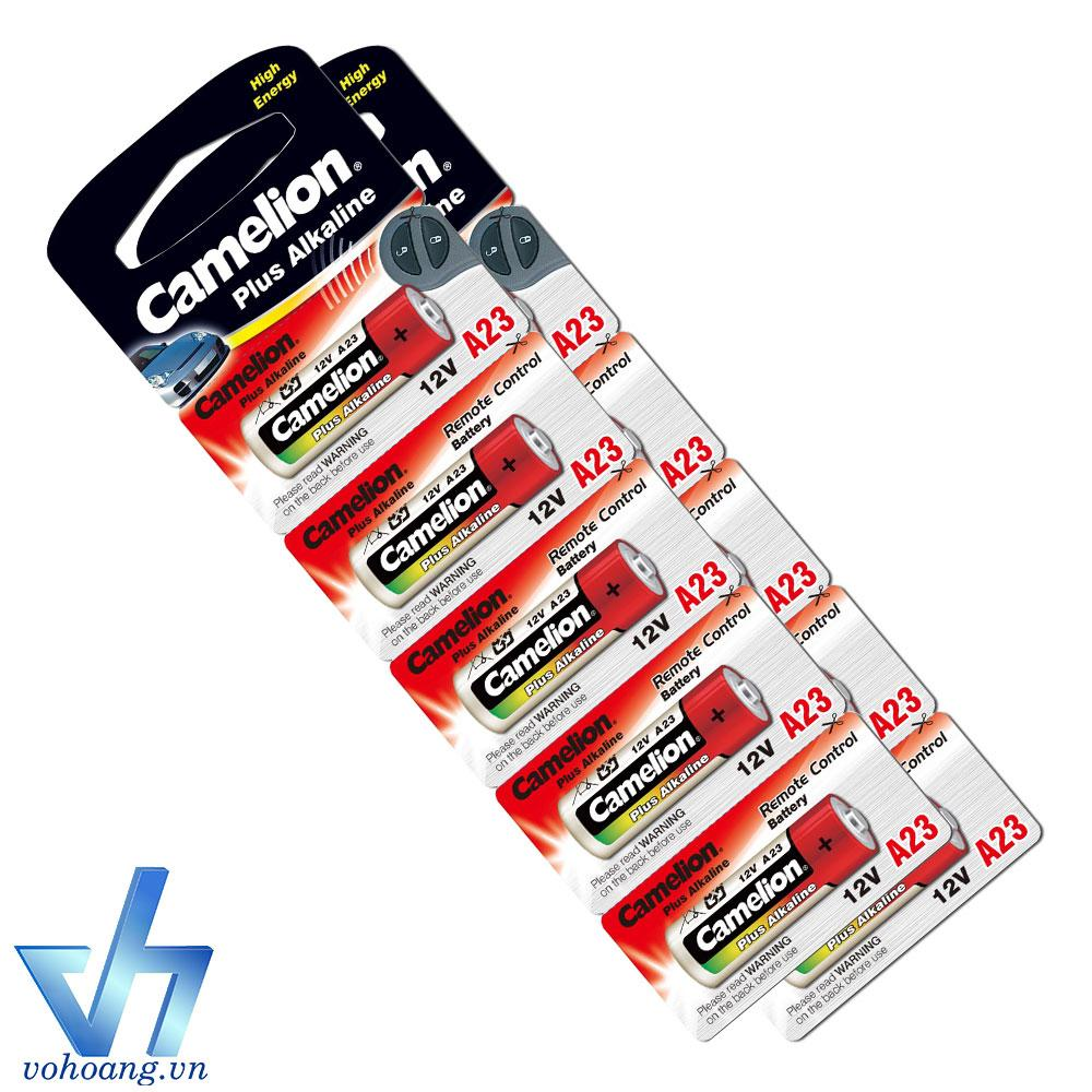 10 Pin Camelion A23 Alkaline