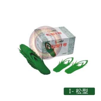 ญี่ปุ่นจานซูชิหญ้าการตกแต่งใบไม้ sashimi อาหารจานเย็นแบบผสม SEMBEM เสื้อหมายเลข 1 Green Leaf แผ่นหลวมประเภทรูปร่างใบไม้