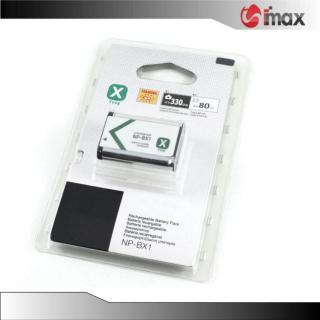 Pin thay thế pin máy ảnh Sony NP-BX1 - Hàng nhập khẩu thumbnail