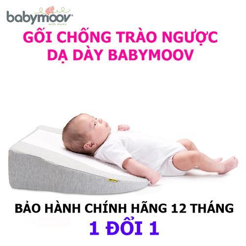 Gối Chống Trào Ngược Nôn Chớ Babymoov