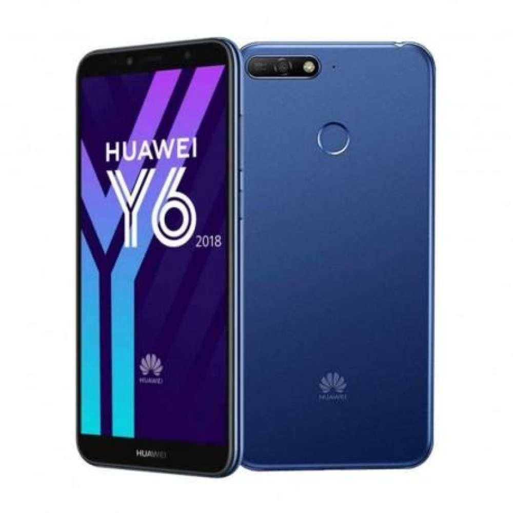 "Huawei Y6 prime 2018 2GB 16GB 5.7"" 1440x720P Snapdragon 425 CPU 13MP+8MP Camera Android 8.0 3000mAh"