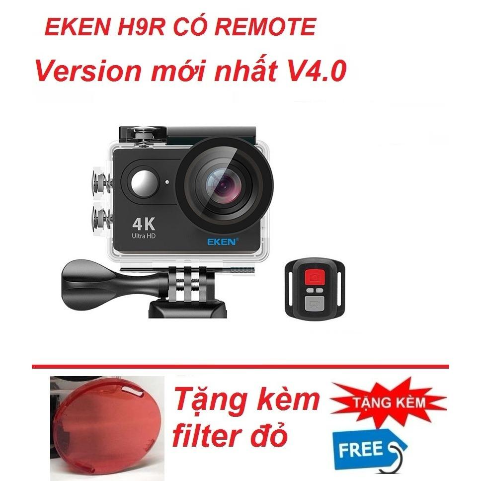 Camera Hành Trình 4K Wifi Eken H9R