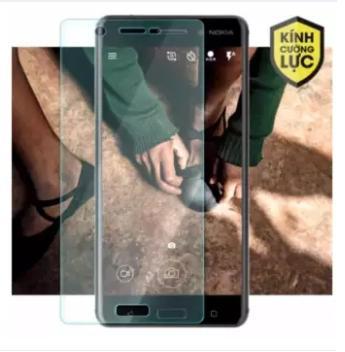 Kính cường lực cho Nokia 6 (trong suốt)