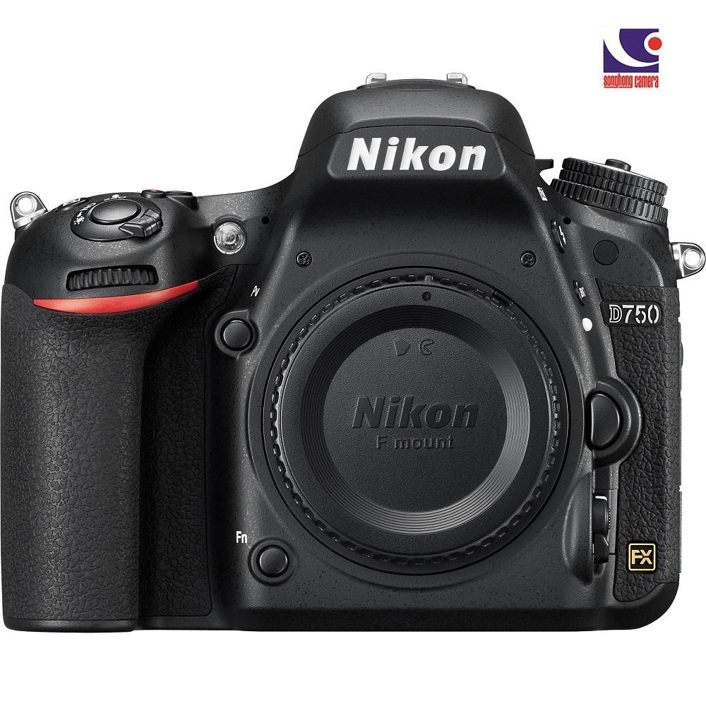 Máy ảnh Nikon D750 (Body, Nhập khẩu)