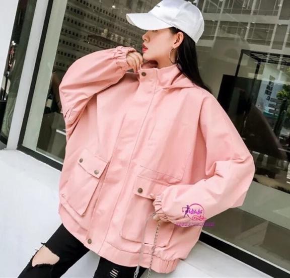 Áo khoác kaki (co size lon)