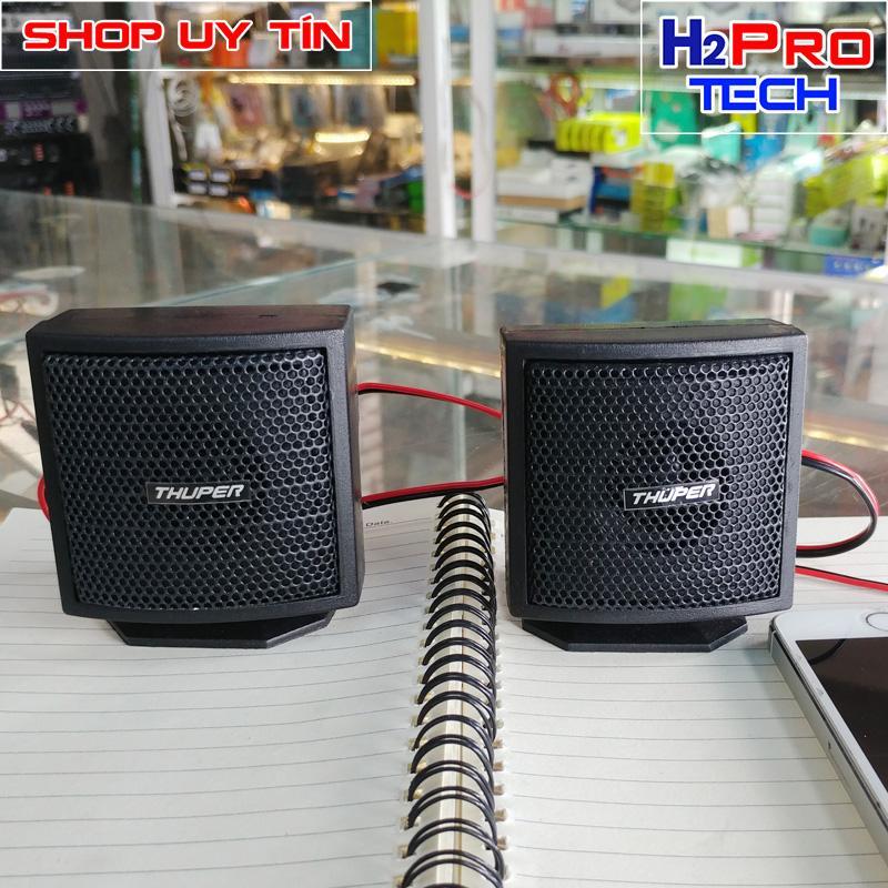 Loa treble thạch anh Thuper HK-2K ( 1 đôi loa )