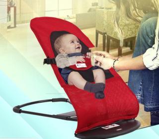 Ghế nhún - rung đa năng MARKET VIETNAM vải lưới tạo cảm giác thích thú cho bé thumbnail