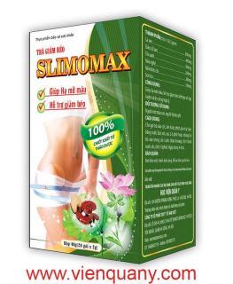 TRÀ GIẢM CÂN QUÂN Y SLIMOMAX thumbnail