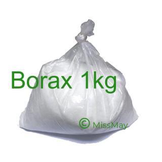 Bột borax mỹ 1kg - nguyên liệu làm đông slime thumbnail