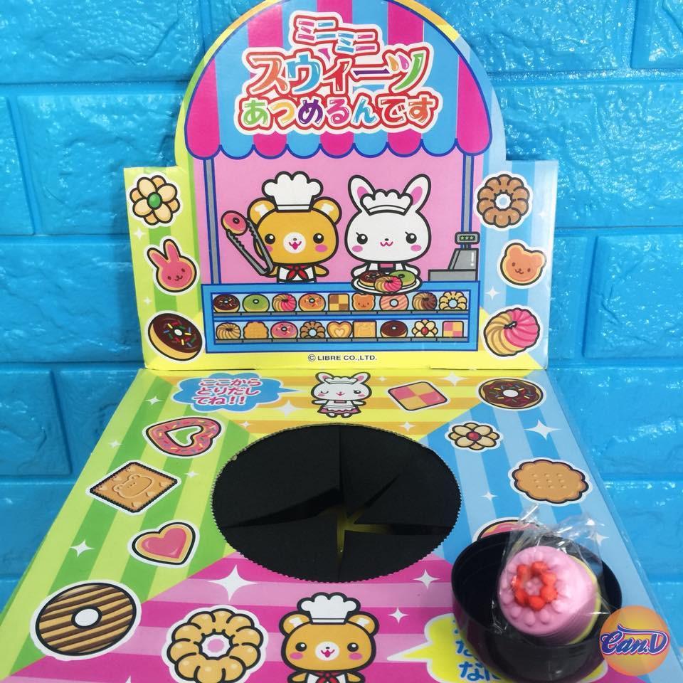 Trứng đồ chơi ngẫu nhiên - Bánh ngọt