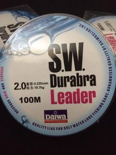 Dây dù câu cá Daiwa 100m size 1.0-10.0 thumbnail