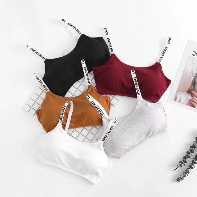 Áo bra hai dây có đệm ngực